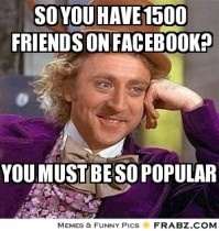 The First Time I Used Facebook